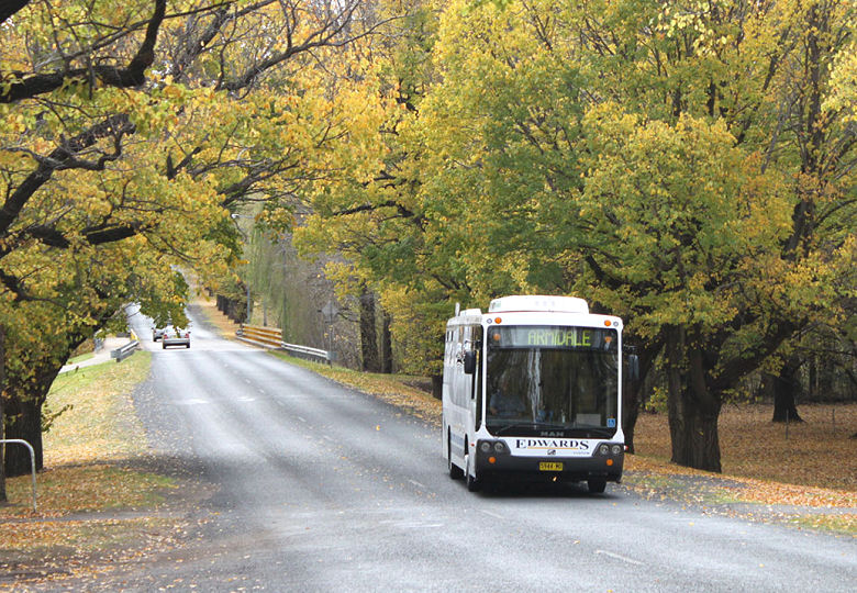 Armidale Bus Services
